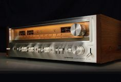 SX-780 Pioneer Vintage Audio Audiophile HiFi Stereo (fb)
