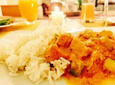 Fitness-Hähnchen-Curry Masala von dickyperry auf www.rezeptwelt.de, der Thermomix ® Community