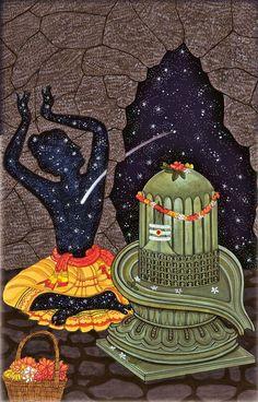 Shiva-Shakti-Universe. Om Namah Shivaya.