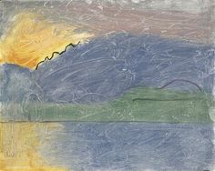 Atmosphere, 1932 - Cuno Amiet