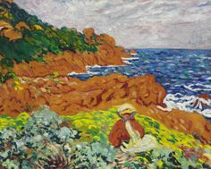 View Suzanne Valtat sur le rivage d'Anthéor By Louis Valtat; oil on canvas; 32 x in. x cm. Access more artwork lots and estimated & realized auction prices on MutualArt. David Kroll, Brad Kunkle, Cameron Smith, Kim English, Alfred Stevens, Rivage, Suzanne, Camille Claudel, Impressionist
