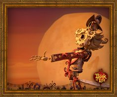 Sing with all of your heart – and your lungs. The Book of Life is now playing!