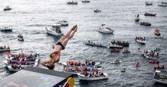 Saltos radicais em Portugal - BOL Fotos