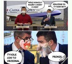 Je to dobré, Češi si začínají dělat z koronaviru legraci. Funny Pins, Funny Memes, Jokes, Carpe Diem, Haha, Geek Stuff, Funny Pictures, Creative, Geek Things