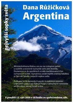 Dana Růžičková: Argentina – nejvyšší sopky světa