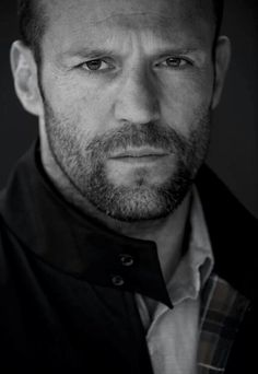 Hot and hilarious in Spy: Jason Statham! And he's hubby's Hollywood doppelganger, woot! <3
