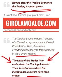http://girolamoaloe.com The Most Unknown Truth about #Forex Time Frames - Read my Blog Post on #GirolamoAloe LINK UP