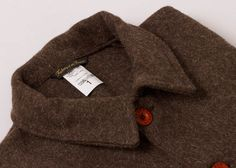 Le Laboureur 'Burel' Wool Work Jacket