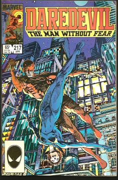 DareDevil Man Without Fear #5 Foil Cov