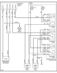 Under-hood fuse box diagram: Ford F-150 (2009, 2010, 2011