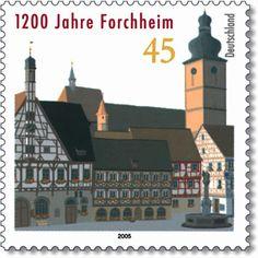 1200 Jahre Stadt Forchheim, Rathaus Forchheim