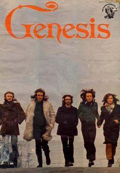 Genesis poster 1971