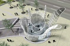 Steel Design Concept Model | Real WoWz