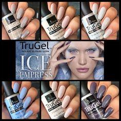 Ezflow TruGel Ice Empress collection