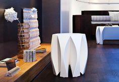 #VIAL Nook stool, Designer Patrick Frey