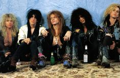 CONFIRMADO: Guns'n'Roses juntos de nuevo. Más información en el artículo de Guitarbend.com
