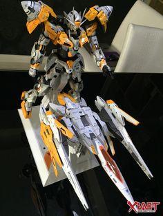 PG 1/60 PG 00 Raiser - Painted Build Modeled by lehongliang