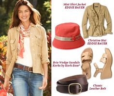Trendy Tourist - Summer Vacation Fashion Trends 2012
