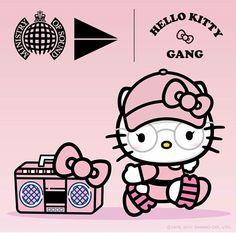 Hello Kitty Gang