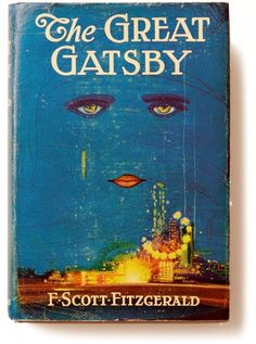"""In honor of the new film, we update an old post with new resources and teaching ideas. Do your students still relate to Gatsby and see the """"flawed world"""" of America today in Fitzgerald's portrait of the Jazz Age? I Love Books, Great Books, My Books, The Great Gatsby Book, The Book, F Scott Fitzgerald, American Literature, Book Cover Design, Book Design"""