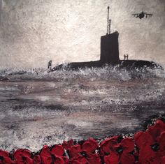 """Poppy Appeal Art for remembrance By Jacqueline Hurley """"Silent But Not Forgotten"""" War Poppy Collection Supporting The Royal British Legion Original Art, Original Paintings, Mini Paintings, Remembrance Day Poppy, Royal British Legion, Military Art, Hurley, Art Reproductions, Poppies"""