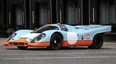 After re-restoration, this iconic 1970 Porsche 917K Chassis 917-024 is hitting the Gooding and Company auction block for an estimated $13 - $16 million. Check out the car's legendary racing history at the link in our bio. 📷:Mathieu Heurtault/Gooding & Company