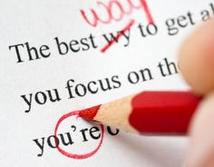 Copy editors and proofreaders use a system of standard marks that act as shorthand for noting changes and corrections in the text they edit or proof.