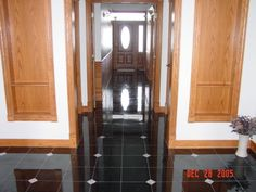 Custom Tile work by Phillips' Floors in Indianola and Ankeny Iowa.