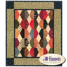 Honeycomb Quilt Kit - Kim Diehl Simple Whatnots Collection 2 project
