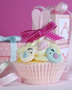 Como fazer lembrancinhas de chás de bebê em casa | #decoração #manualidades #economizar