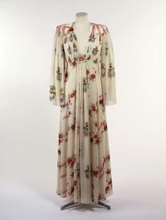 Dress Ossie Clark, 1970 The Victoria & Albert Museum