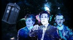 Doctor Who Wallpaper Matt Smith And David Tennant  BITNOTE