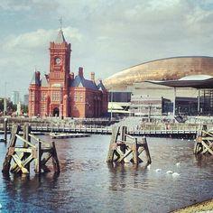 Cardiff Bay in Cardiff, Cardiff