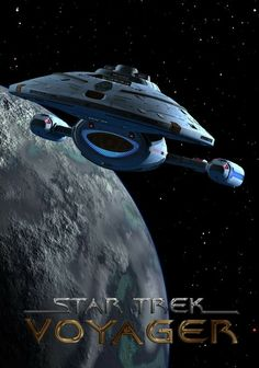 Star Trek: Voyager TV show - Yahoo Image Search Results Star Trek Voyager, Star Trek Tv, Star Trek Series, Star Wars, Fiction Movies, Science Fiction, Nave Enterprise, Deep Space Nine, Akira