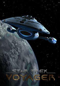 #StarTrek #Voyager - Picture Gallery Update
