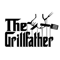SVG - Grillfather - Grillfather svg - Fathers Day - Dad - BBQ svg - Grill svg - Fathers Day Gift - Best Dad - Fathers Day Tshirt - BBQ Dad