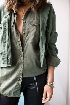 aimee_song_green_utility_shirt_military_jacket: