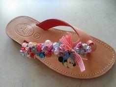 Elli's Shoes & Sandals: pink minie