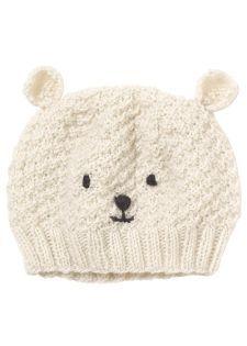 bonnet ours polaire