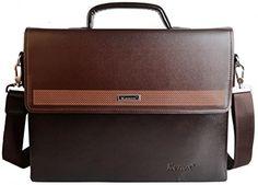 Kenox Professional Work Briefcase. College graduation gifts. #men #guys
