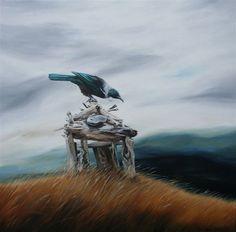 Finding Home II  (2007)  by Jane Crisp