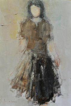 "Saatchi Art Artist Nelepcu Samuel; Painting, ""Old Time"" #art"