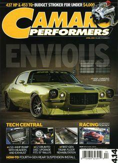 """Envious"" Chevy Camaro :: D&Z Customs LLC."