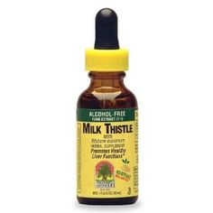 To help remove toxins... Use 200 mg per day    Nature's Answer Milk Thistle Seed, 1-Ounce