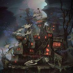EA Gear - Barrelbottom Mini Lithograph - Alice: Madness Returns - Titles