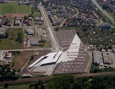 Terminus Multimodal Hoenheim Nord, Estrasburgo, Francia - Zaha Hadid Architects - © Roger Rothan