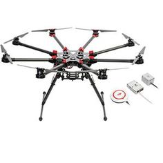 DJI S1000 Spreading Wings Professional Octocopter