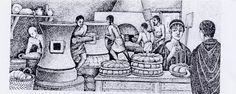 Roman bakery