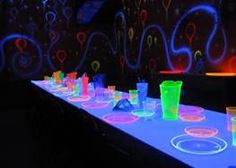 Glow Party for Teens - Bing Images