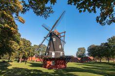 Windmill in Copenaghen